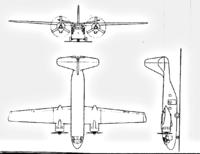 Name: C-122 D GA.png Views: 208 Size: 49.7 KB Description: Chase YC-122 C/D Avitruc