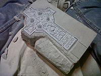 Name: IMG-20130315-00906.jpg Views: 110 Size: 233.6 KB Description: Limestone Celtic Cross Project.