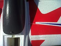 Name: IMG-20130629-01195.jpg Views: 104 Size: 145.5 KB Description: Visionaire... outside, square loop... a low horizontal lower leg... dyslexia... the day after a good rain.
