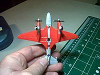 "Name: IMG-20130911-01381.jpg Views: 89 Size: 203.7 KB Description: Disney ""planes"" Bulldog, a cartoon DH-88."