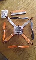 Name: IMAG2487.jpg Views: 107 Size: 97.2 KB Description: Armattan Quad unpacked.