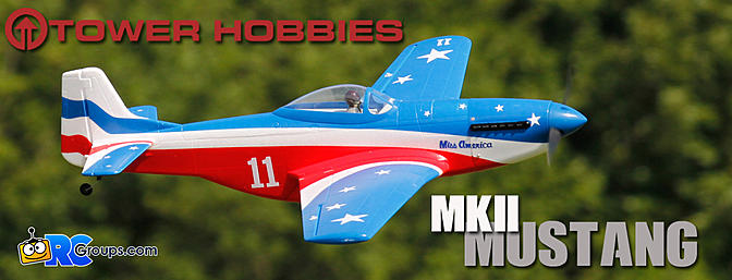 Tower Hobbies MkII Mustang - RCGroups Review