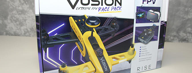 RISE Vusion Extreme FPV Race Pack