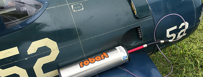 At the field with the Robart Rechargeable Electric Air Pump