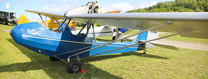 1931 Curtiss Wright Junior CW-1