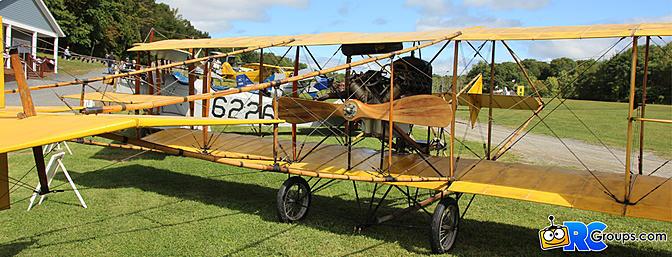 51st Annual Rhinebeck Aerodrome R/C Jamboree