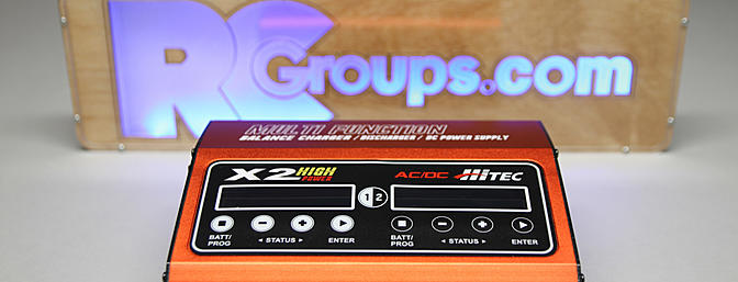 RCGroups checks out the Hitec X2 High Power