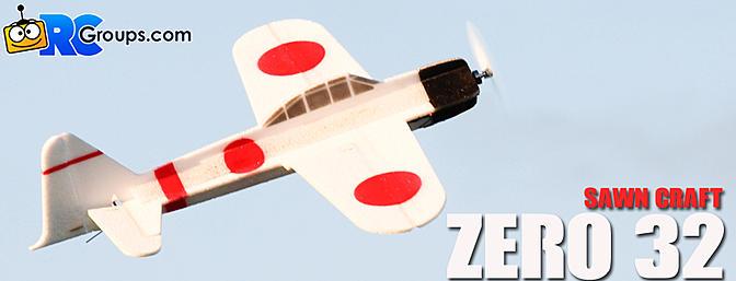 Sawn Craft Zero 32 - RCGroups Review