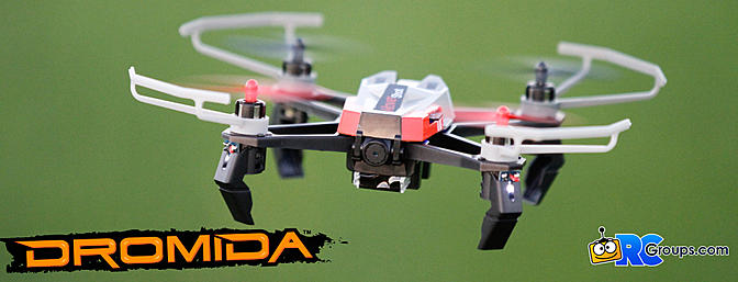 Dromida HoverShot - RCGroups Review