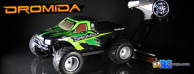 Dromida 1/18 4WD Bashers - RCGroups Review