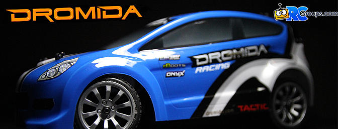 Dromida 1/18 Rally Car - RCGroups Review