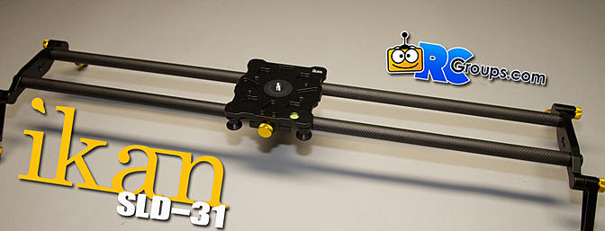 IKAN SLD-31 Camera Slider - RCGroups Review
