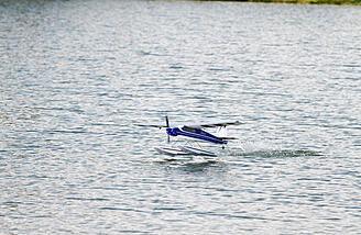 Nice smooth landing