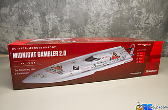 The Graupner Midnight Gambler 2.0