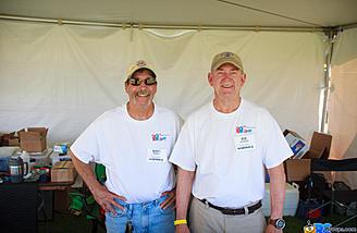 Owners Scott and Bob