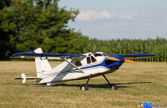 "RCGroups checks out the Legacy Aviation 65"" Turbo Bushmaster"
