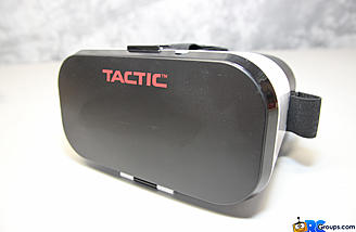 Tactic Goggles Included