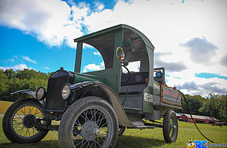 1925 Ford Model T Fuel Truck