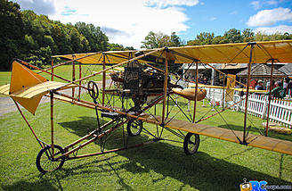 Curtiss Pusher Model D (reproduction)