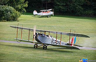 The Awe-inspiring 1917 Curtiss JN-4H