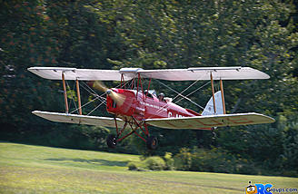 1934 DeHavilland DH.82 Tiger Moth