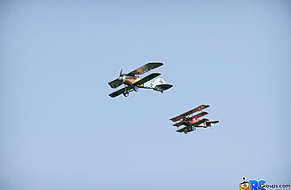 The Albatros and DR.1