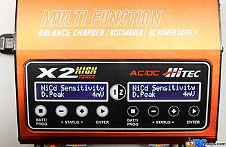 NiCD Sensitivity