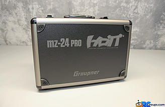 Included Transmitter Case