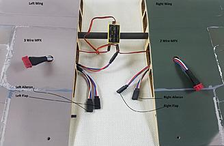 Detailed retract wiring diagram