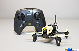 Hubsan X4 Storm and gaming system style TX