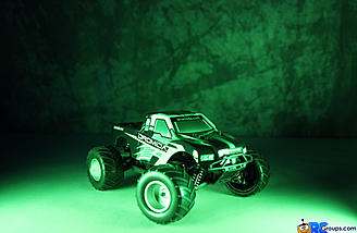 1/18 Scale Monster Truck