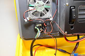Wiring set up