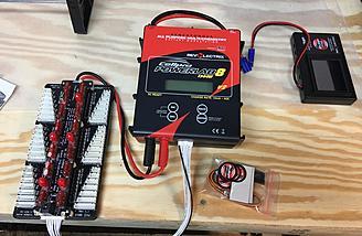 Revolectrix PL8 w/Bump Controller