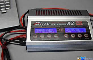 Battery Resistance Meter