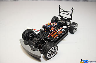 Well built adjustable chassis