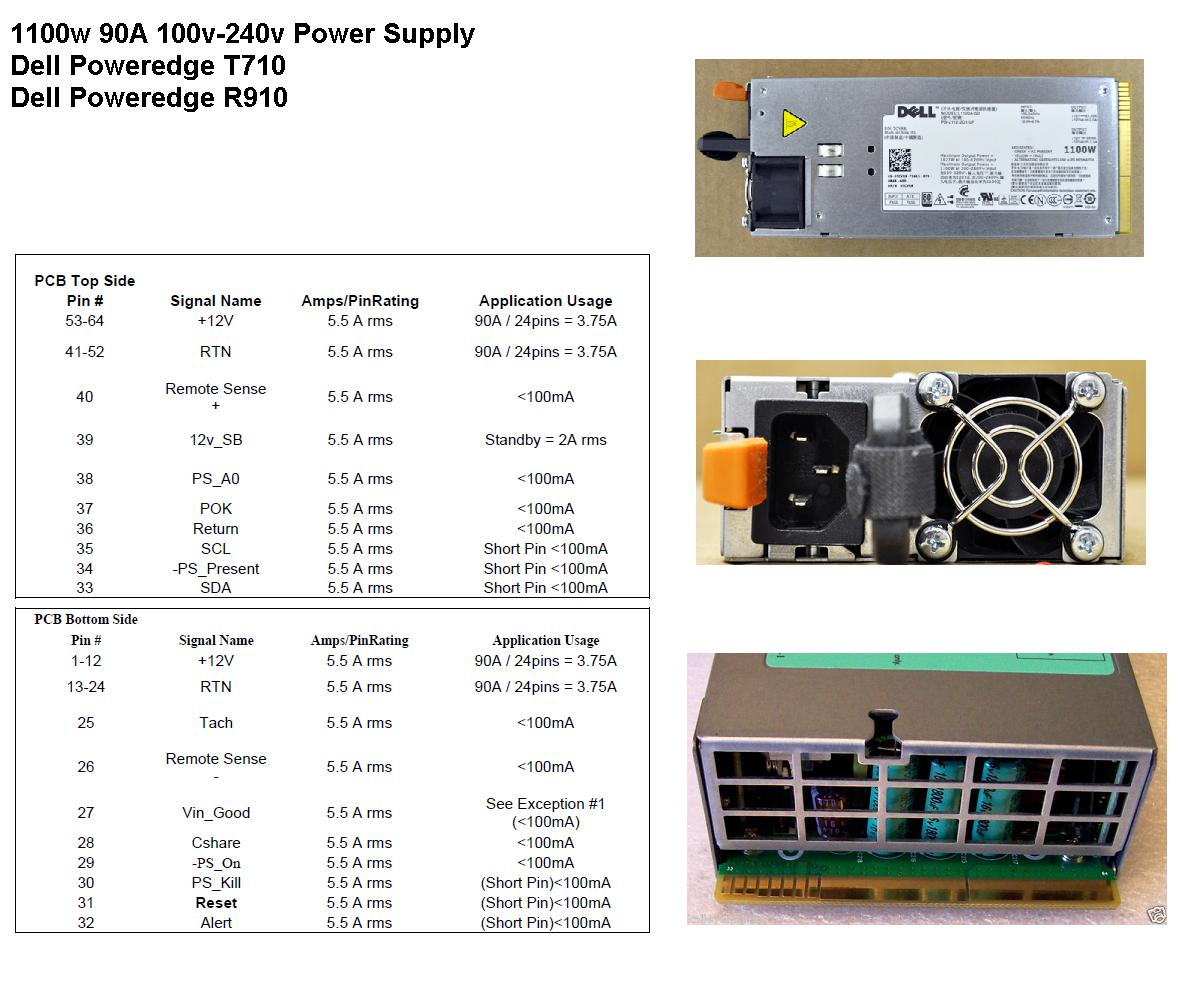 Attachment Browser  Dell T710 R910 Power Supply Pinout Jpg By Nialler