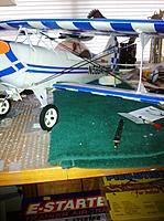 Name: 1.5mm Carbon Fiber Wing Strut supports left wings.jpg Views: 102 Size: 148.4 KB Description: 1.5mm Carbon Fiber Wing Strut supports left wings