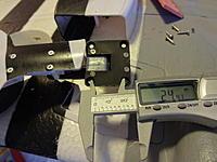 Name: DSC03183.jpg Views: 59 Size: 513.5 KB Description: Side to side mount holes - 24.5mm