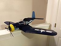 Name: FliteTest Corsair.jpg