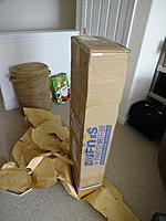 Name: DSC00952.jpg Views: 78 Size: 436.0 KB Description: And a 2nd band to cut away. Lots of paper to get rid of.