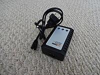 Name: DSC00967.jpg Views: 106 Size: 822.2 KB Description: The supplied charger.