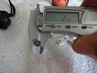 Name: DSC01098.jpg Views: 77 Size: 543.9 KB Description: Motor X-mount bolts are 3mm diameter.