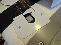 Name: DSC01662.jpg Views: 143 Size: 355.2 KB Description: Step 1 - remove this panel with the retracts retracted.