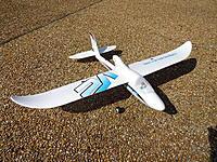 Name: Hawk Sky V2 with LG.jpg Views: 20 Size: 1.32 MB Description: Hawk Sky V2 with LG attached