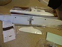Name: DSC01713.jpg Views: 15 Size: 772.6 KB Description: The fuselage, tail feathers & wing