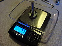 Name: Spitfire prop adapter bolt 7.3g.jpg Views: 67 Size: 626.4 KB Description: Prop adapter with 3 bolts