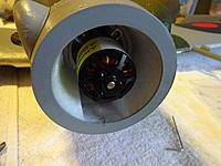 Name: EFLM4115 motor.jpg Views: 58 Size: 497.5 KB Description: EFLM4115 BL Motor. The motor shaft is 5mm but does not extend beyond the motor housing.