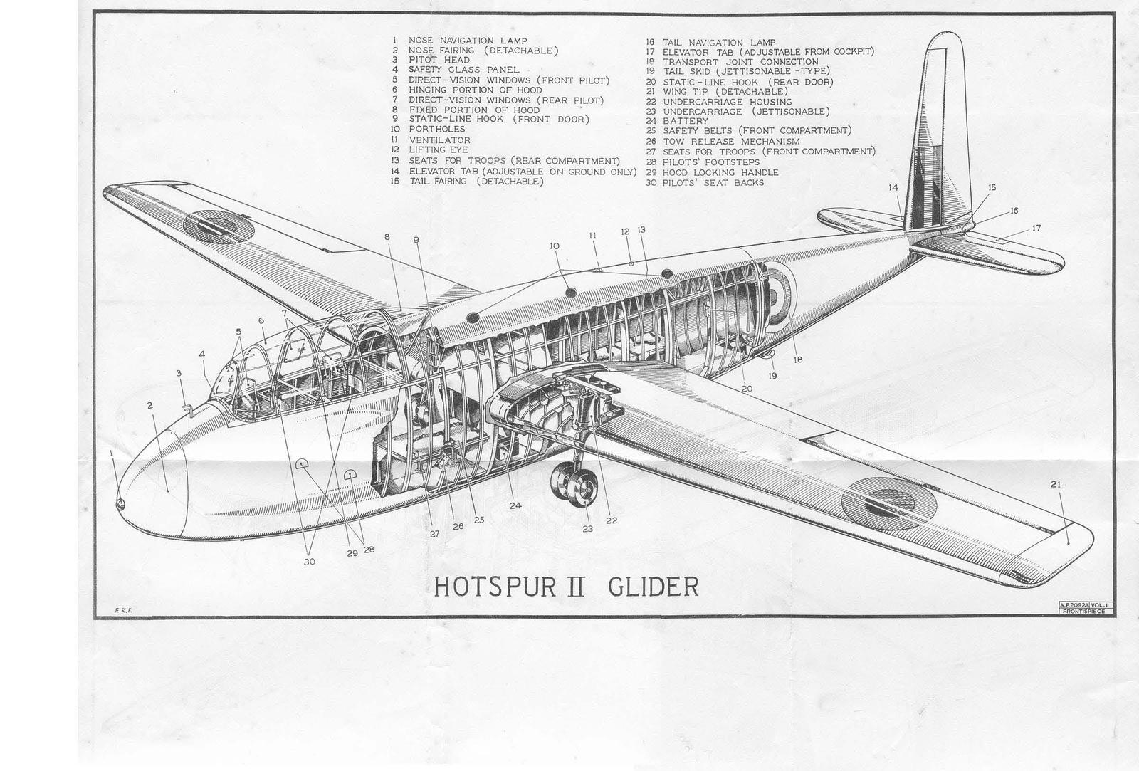 Attachment Browser Hotspur Ii Glider Cutaway Drawing Pdf