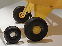 Name: J3 cub tires and wheels.jpg