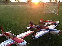 Name: Planes at Sunset.jpg Views: 67 Size: 955.5 KB Description: